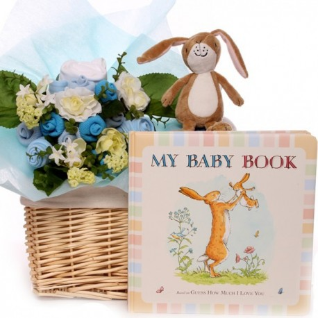 Guess How Much I Love You Baby Bouquet Hamper Gift